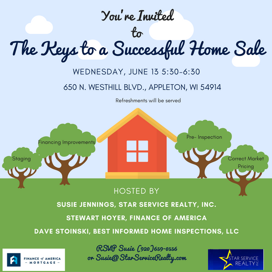 The Keys to a Successful Home Sale